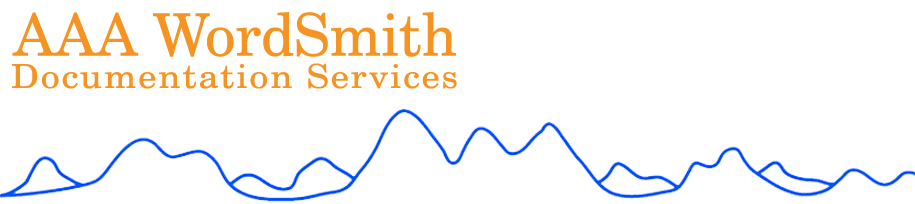 AAA Wordsmith Documentation Services
